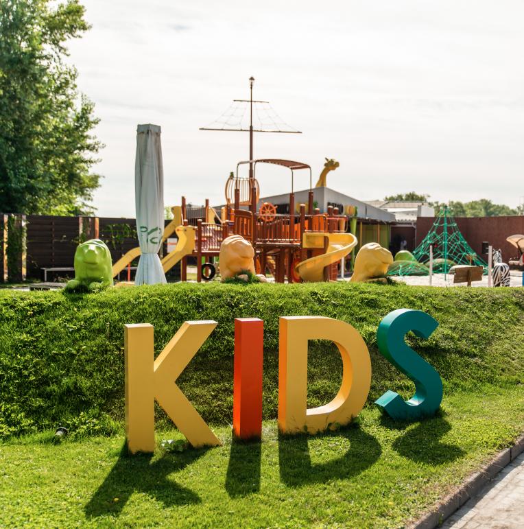 Детская площадка Barto Kids